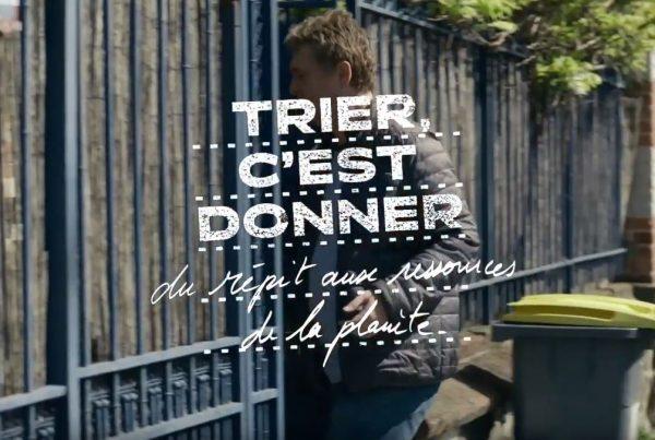 """""""Trier, c'est donner"""" : agissez pour la planète !"""